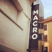 Foto scattata a MACRO - Museo d'Arte Contemporanea Roma da Julien L. il 9/1/2012