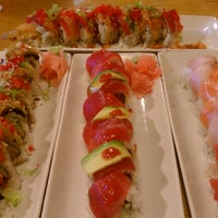 Photo taken at Sushi Zen by Chris C. on 8/21/2012