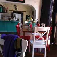 Photo taken at Soleado, cocina del mundo by Hada M. on 10/14/2011