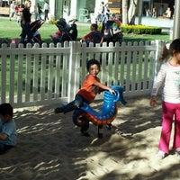 Photo taken at Playground at Americana by Kid.W.I.K. on 10/8/2011