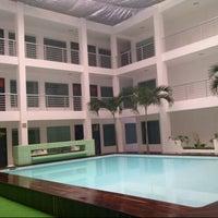 Foto tomada en Hotel Villanueva por Hugo D. el 7/5/2012