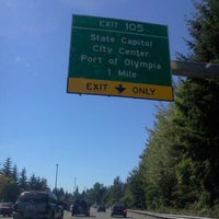 Photo taken at City of Olympia by Gator s. on 8/24/2012