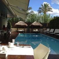 Foto tomada en El Hotel Pachá **** por Colin W. el 9/3/2012