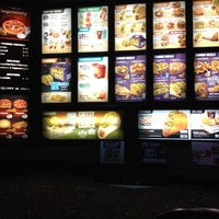 Photo taken at Taco Bell by Arash H. on 4/21/2012