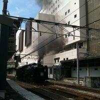 Photo taken at JR Takasaki Station by Junichi S. on 8/13/2012