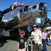 Photo taken at Flying Heritage Collection by Bob G. on 8/20/2011