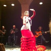 Foto tomada en Museo del Baile Flamenco por Carlos B. el 12/8/2011