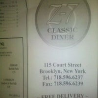 Photo taken at Z-7 Classic Diner by Stark on 8/31/2011