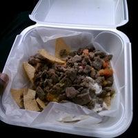Foto tomada en California Burrito Express por Ben B. el 10/15/2011