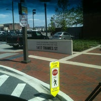 Photo taken at Frederick Douglass-Isaac Myers Maritime Park by William W. on 4/24/2012