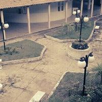 Photo taken at UFMA - Universidade Federal do Maranhão by Jhonatha C. on 1/19/2012
