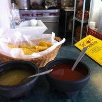Photo taken at Tacos El Pueblito by MF J on 5/19/2012