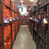Photo taken at Nike Factory Store by Joshua A. on 3/13/2012