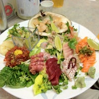 Photo taken at Japanese Market & Deli. by Mike M. on 1/27/2012