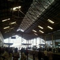Photo taken at Chennai Central Sub Urban Station by Gokulraj G. on 9/15/2011