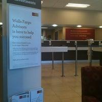 Photo taken at Wells Fargo Bank by Kerrie C. on 7/21/2011