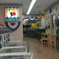Photo taken at Brooklyn Famous Laundromat by Shawn L. on 2/12/2012