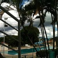 Photo taken at Clube Campestre do Buriti by Maria Eduarda O. on 5/25/2012