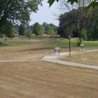 Photo taken at Arlington Park Golf Course by Jenny B. on 7/8/2012
