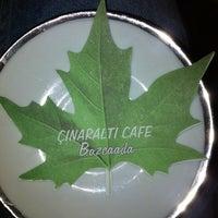 9/6/2012 tarihinde Hatice G.ziyaretçi tarafından Çınaraltı Cafe'de çekilen fotoğraf