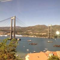 Foto tomada en Ponte de Rande por Sinfo N. el 4/9/2012
