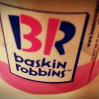 Photo taken at Baskin Robbins by KM L. on 4/21/2012