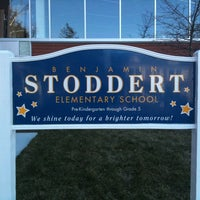 Photo taken at Stoddert Elementary School by David W. on 2/19/2011