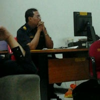 Photo taken at Kantor Bea Cukai Tg. Perak by Tea T. on 10/31/2011