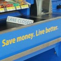 Photo taken at Walmart Supercenter by Channing C. on 12/13/2011
