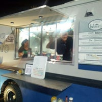 Photo taken at Silver Bistro Food Truck by Ken M. on 12/11/2011