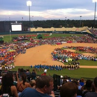 Photo taken at ESPN Wide World of Sports Complex by Linda W. on 6/20/2012