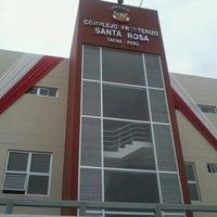 Photo taken at Complejo Fronterizo Santa Rosa by Mauren V. on 7/14/2012