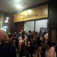 Photo taken at Teatro Dulcina by Felipe A. on 8/2/2012
