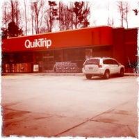 Photo taken at QuikTrip by Helio D. on 1/31/2011