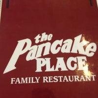 Photo taken at The Pancake Place by Richard on 8/22/2012
