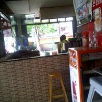 Photo taken at Soto Medan Warung Purwodadi by Joo A. on 2/27/2011