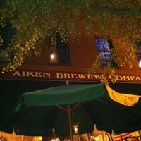 Photo taken at Aiken Brewing Company by Megan G. on 8/20/2011