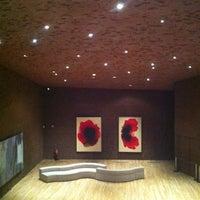 Photo taken at CaixaForum Madrid by Alkorkonita P. on 1/11/2012