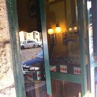 Photo taken at Panino Giusto by Luca M. on 10/16/2011