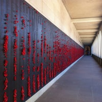 Photo taken at Australian War Memorial by Raam D. on 9/2/2012