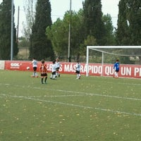 Photo taken at VCF- Ciutat Esportiva De Paterna by Juliogmilat F. on 10/30/2011