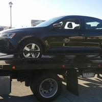 Photo taken at Volkswagen of Perrysburg by Derek S. on 8/17/2012