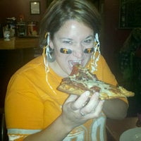 Photo taken at The Main Street Pizza Company by Brook B. on 9/18/2011
