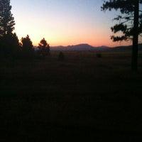 Photo taken at Sierra Hot Springs Resort & Retreat by Penny C. on 9/4/2011
