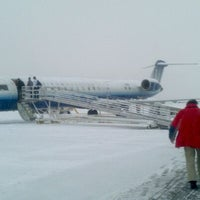Photo taken at Aspen/Pitkin County Airport (ASE) by Jim M. on 12/14/2011