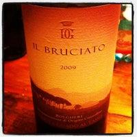Photo taken at Bottega Bottagallo by Diego M. on 2/15/2012