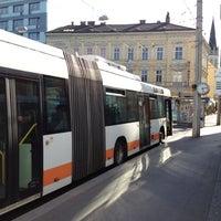 Photo taken at H Hessenplatz by austrianpsycho on 5/1/2012