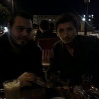 Photo taken at Mutfak(Cafe&Restaurant) by Erkal U. on 10/22/2011