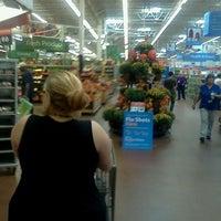Photo taken at Walmart Supercenter by Alan M. on 9/23/2011