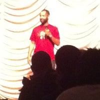 Photo taken at Pepper Belly's Comedy Club by Jazzzyone on 12/19/2011